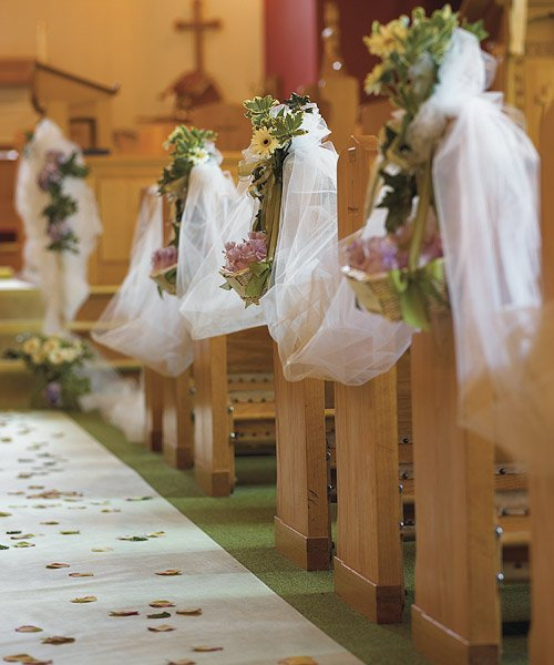 Church Wedding Decorations: Tysha's Blog: Can 39t Wait To See Their Wedding Photos For
